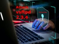 Attack FTP Server vsftpd234