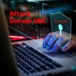 Attack Unreal IRC Server