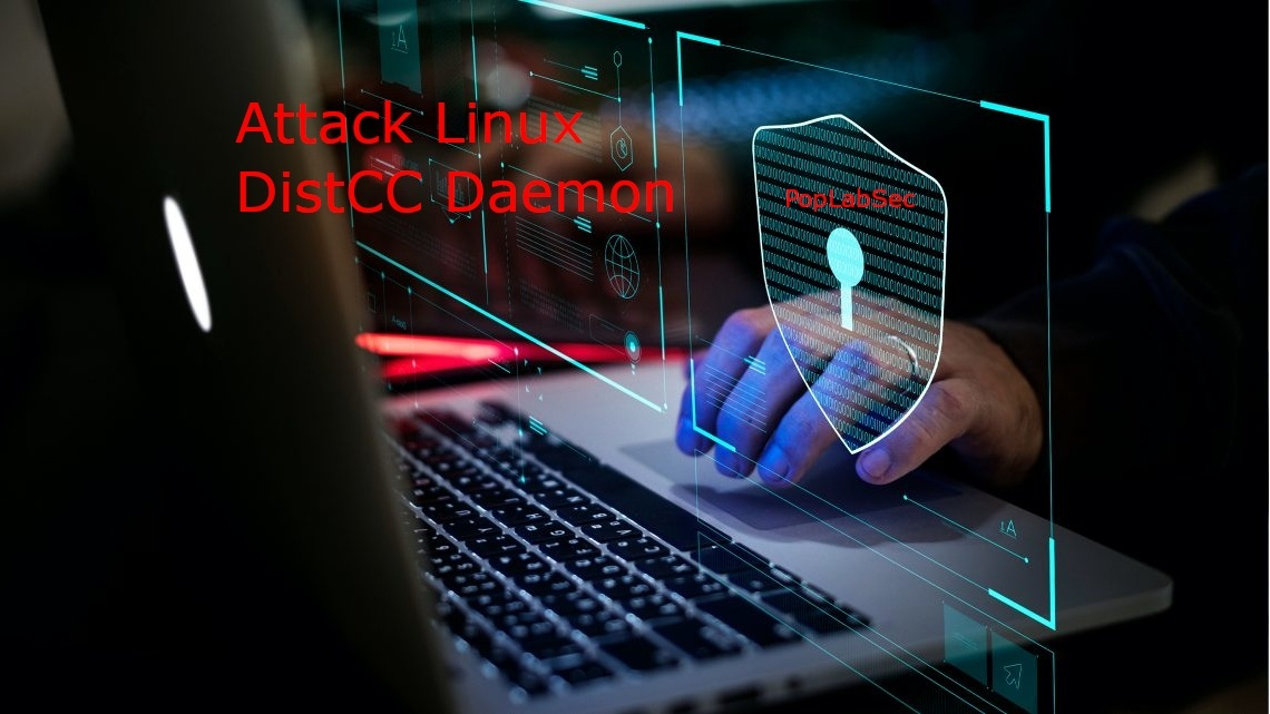 Attack Linux DistCC Daemon