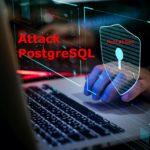 Attack PostgreSQL Server